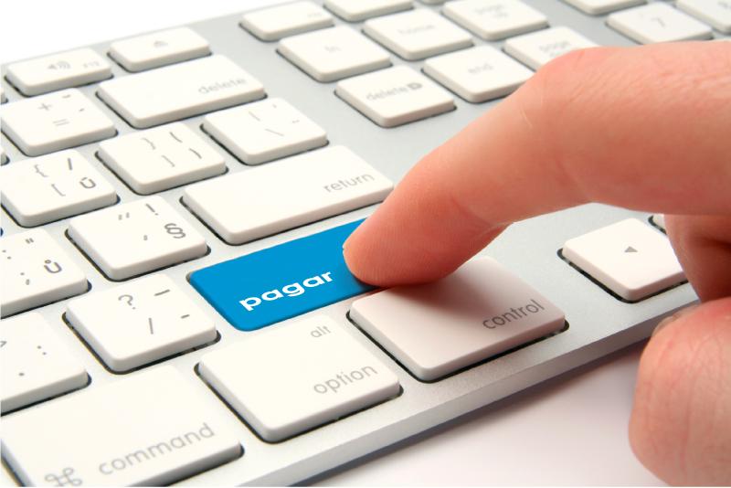 recibir pagos internet