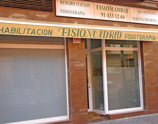 ¿Buscas un fisio en Madrid?