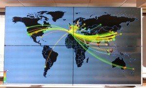 El último ciberataque global se ceba en Rusia y Ucrania