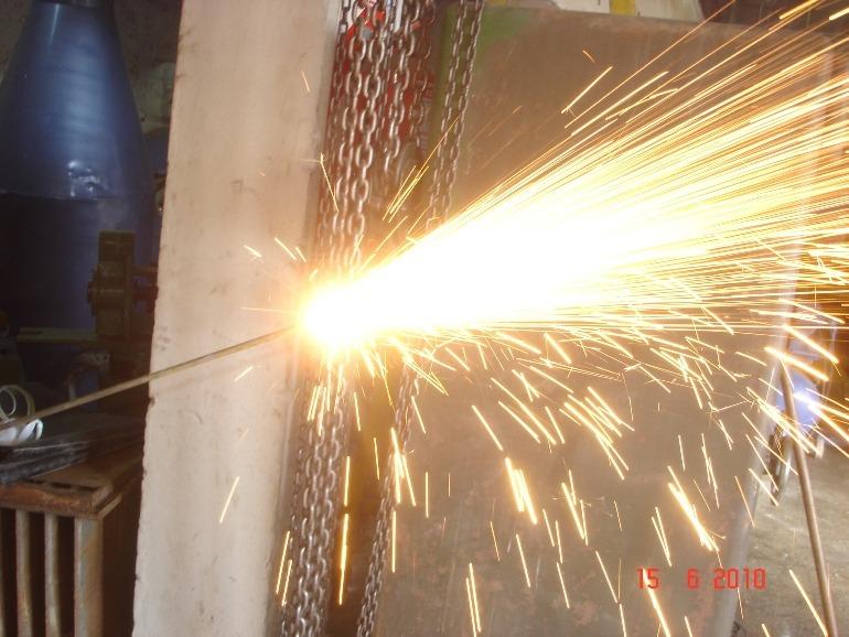 Qué es y para qué se utiliza una lanza térmica