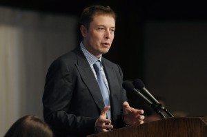 Imagen de archivo de Elon Musk, trabaja EFE/MICHAEL REYNOLDS