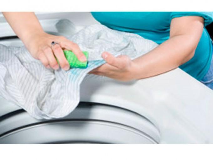 Trucos para quitar manchas de la ropa
