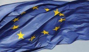 Bandera de la Unión Europea. EFE/Rainer Jensen