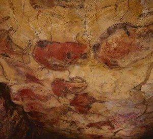 """Google dedica su """"doodle"""" a la Cueva de Altamira"""