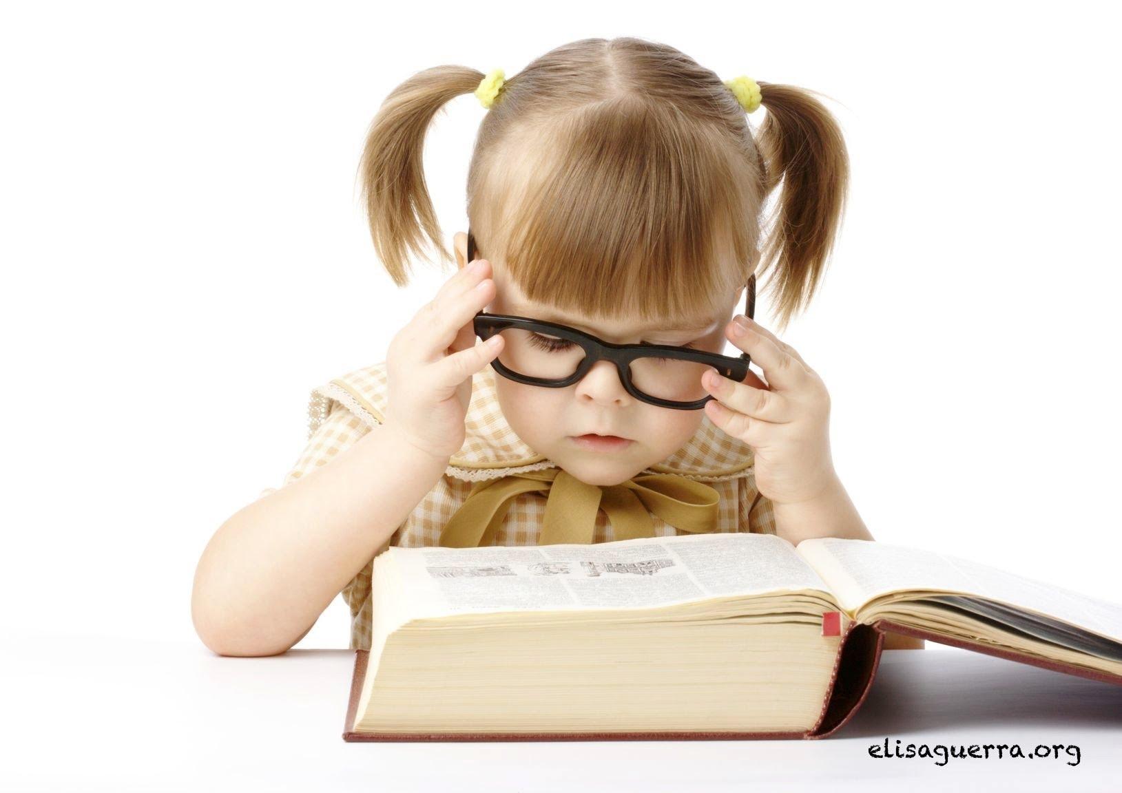 Cómo leer bien a los niños