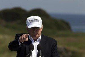 China ha intervenido el teléfono de Trump, según NYT