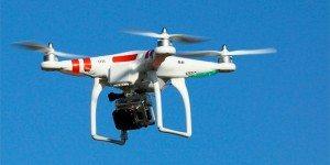 El servicio postal  japonés hace su primera entrega con un dron