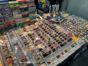 Videojuegos: lo viejo vende