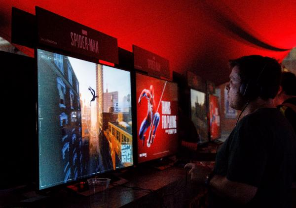 El Festival Fun & Serious Game abre sus puertas