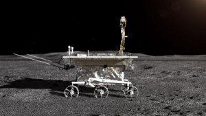 La sonda china Chang'e 4 aluniza en la cara oculta de la Luna