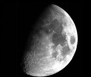 Primer percance del módulo lunar israelí
