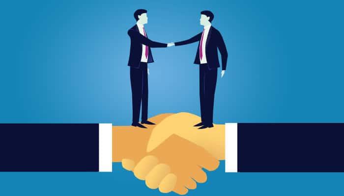 Acuerdo entre DLTCode e Imagar Solutions