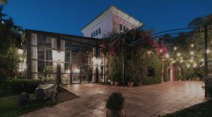 Las noches de la Finca Villa Bugatti