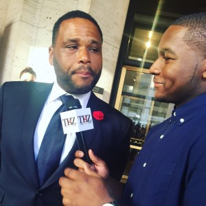 Anthony Anderson, The Daily Show's Jessica Williams, & More Chat with Kamaron at 2016 Ailey Spirit Gala