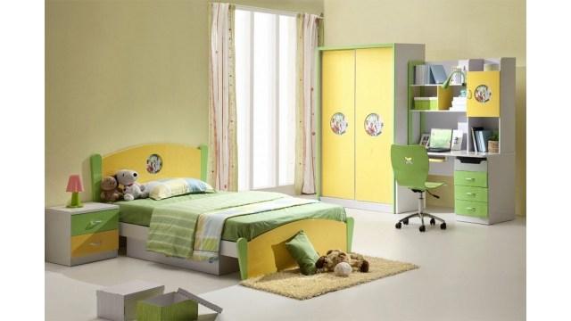 Desain Kamar Tidur Orang Tua Dan Anak