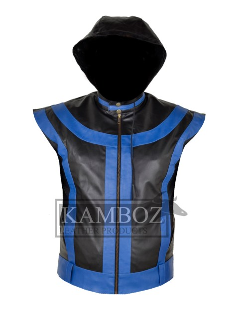 5 Star Hoodie Vest