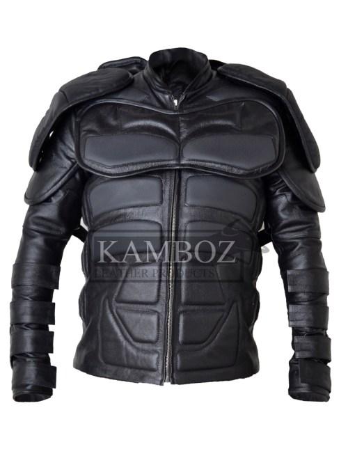 Batman Shield Motorcycle Jacket