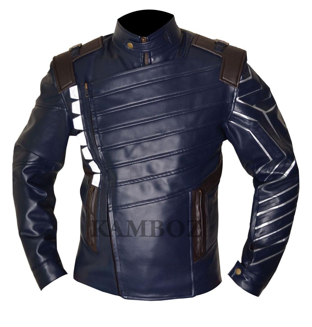 582d87c0d Ca Infinity War Bucky Leather Jacket