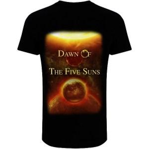 Dawn Of The Five Suns Shirt