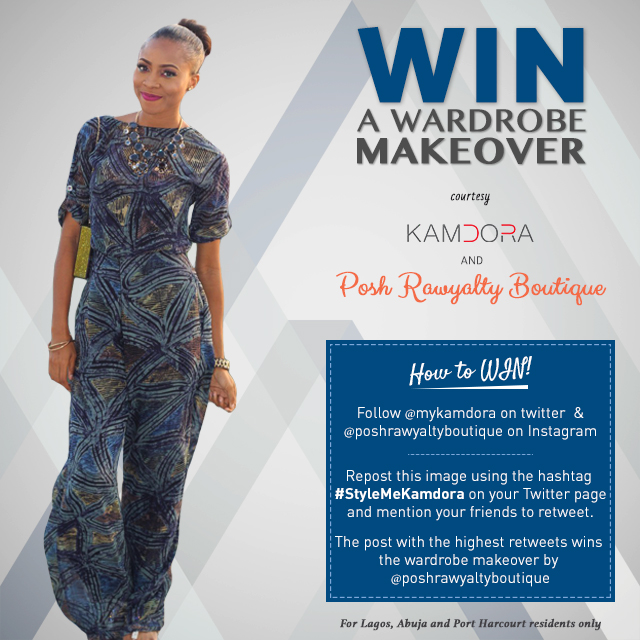 K.Giveaways: Win a Wardrobe Makeover