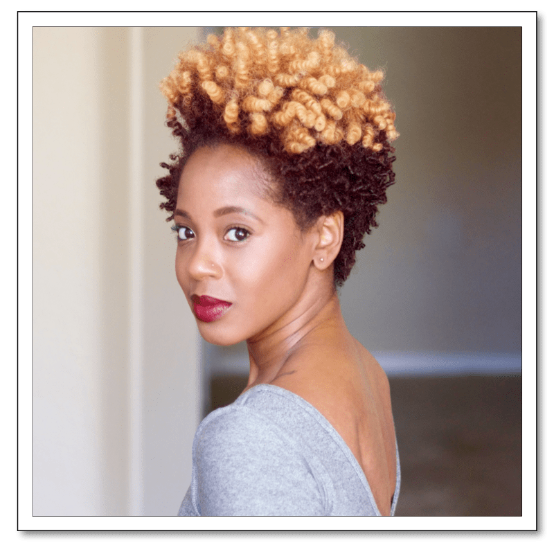Hairstyle Of The Week: Straw Curls + Styling Tips