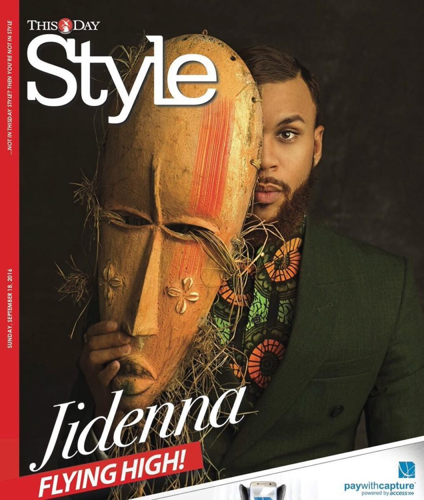 Jidenna ThisDay Style cover photo