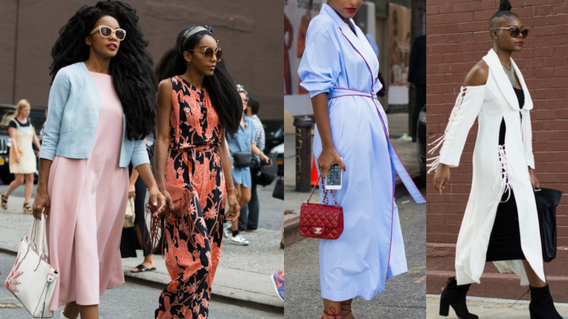 Best Street Style From New York Fashion Week