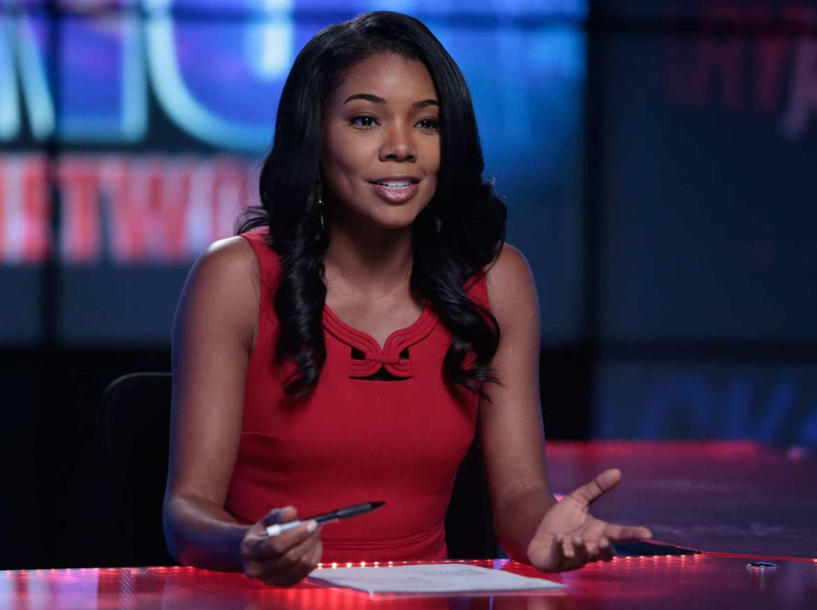 Gabrielle Union in Being Mary Jane. Photo Credit