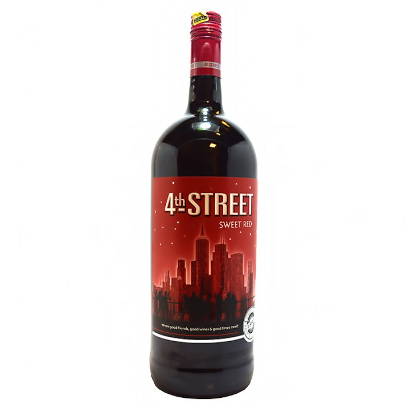 4th Street Red Wine