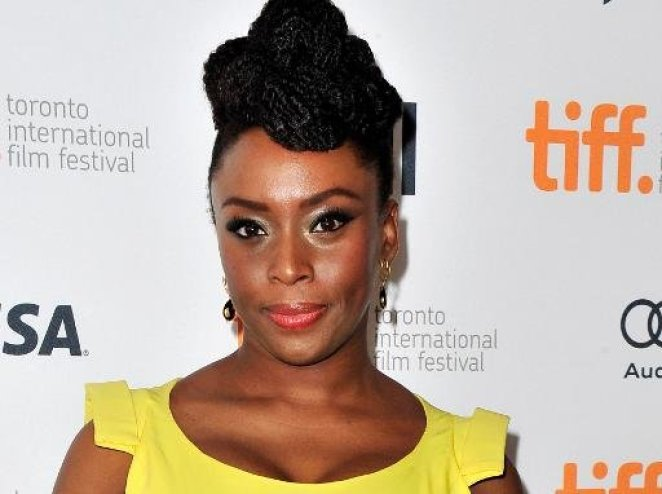 Chimamanda Ngozi Adichie Natural Hair 14