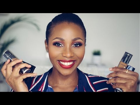 Dimma Umeh Thatigbochick Favourite foundations for oily skin