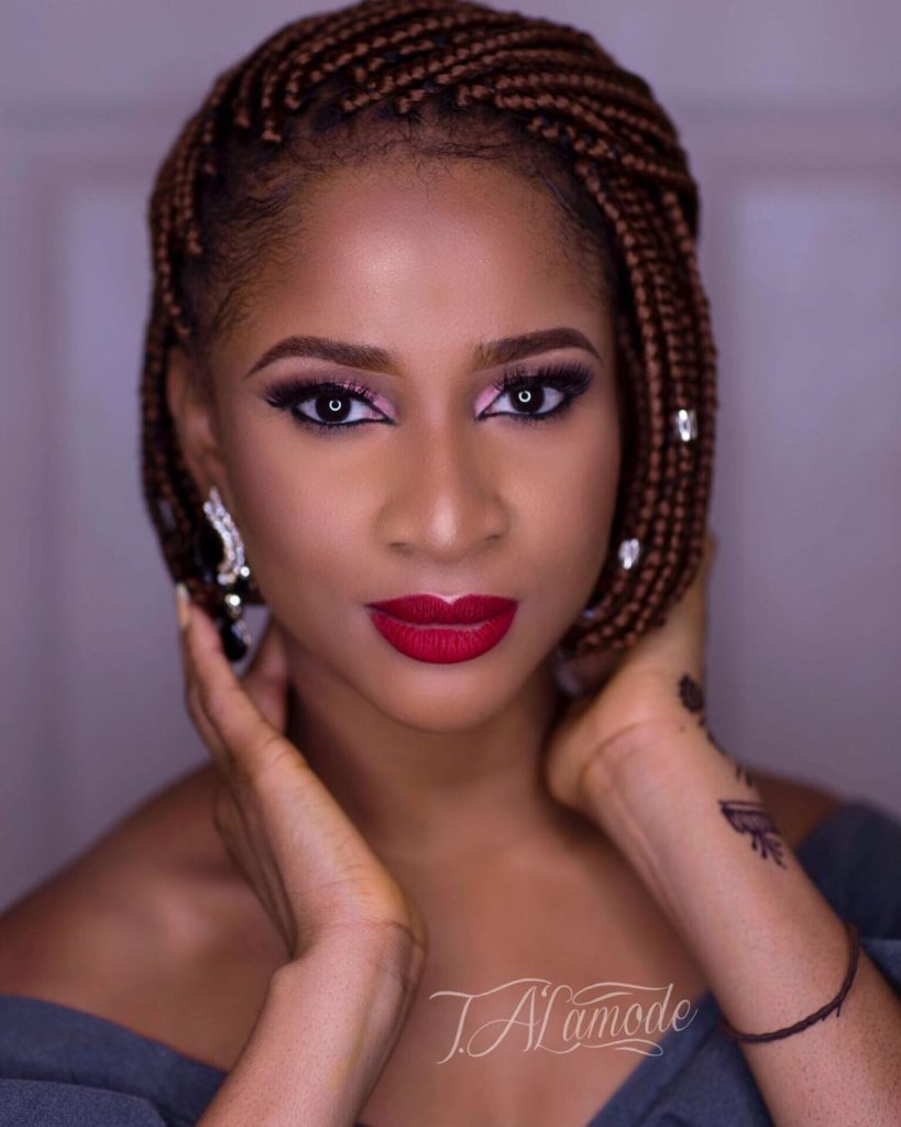 Our Beauty Looks Of The Week - Adesua Etomi