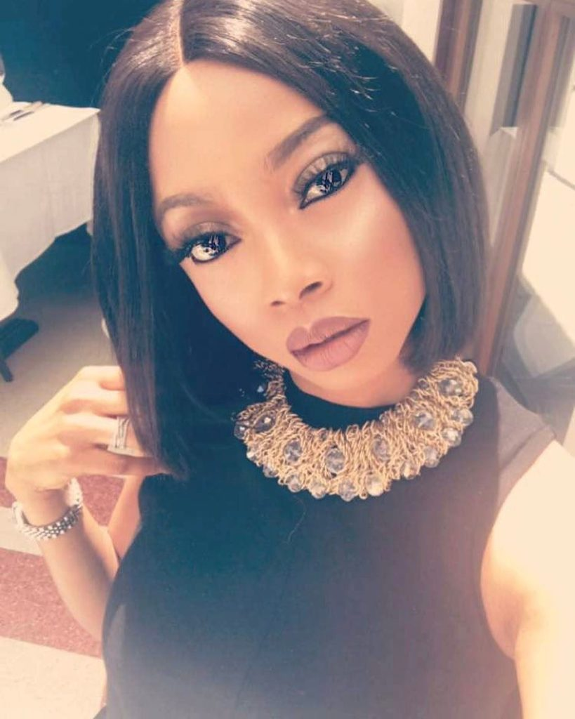 Our Beauty Looks Of The Week - Toke Makinwa