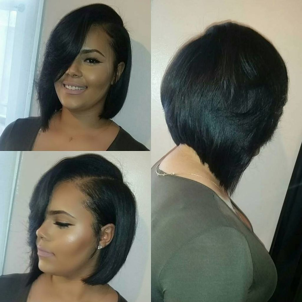 Short Hairstyles to try out for that edgy cool look (5)