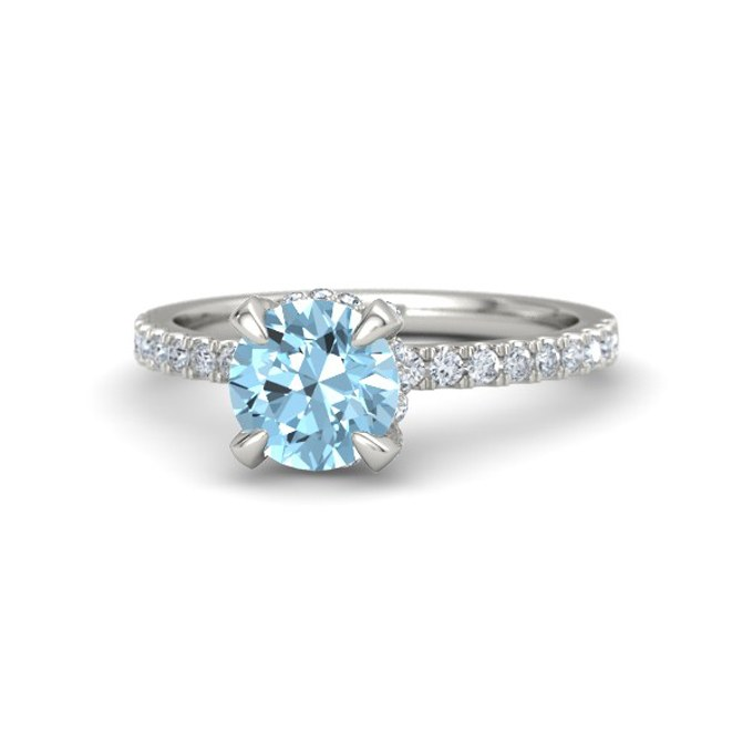 A Guide To Choosing Colored Gemstones For Engagement Rings