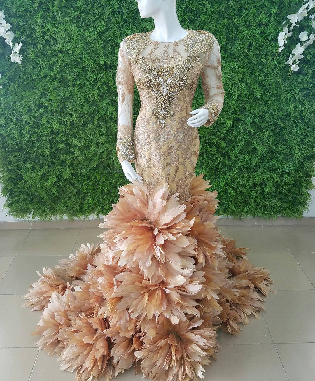 reception dress12