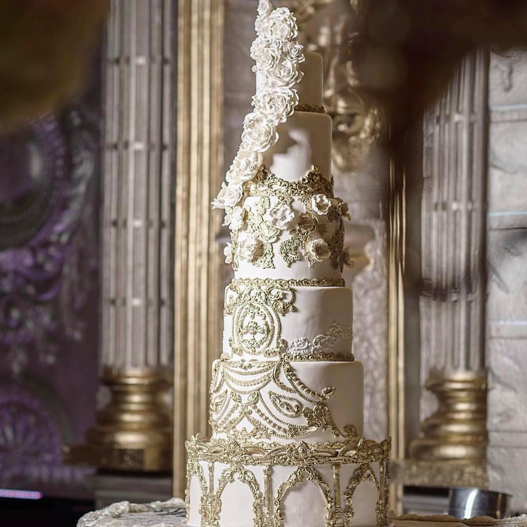 wedding cake by fine cakes by zehra official