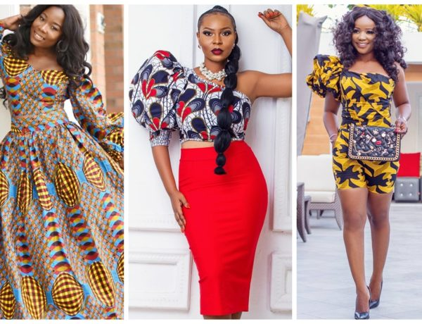 Image result for stand out ankara styles