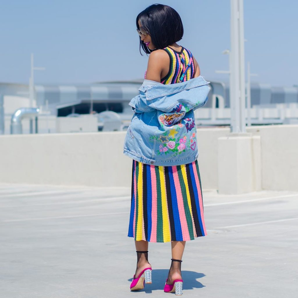 South Africa's Stylish Ladies - Simply Palesa 4