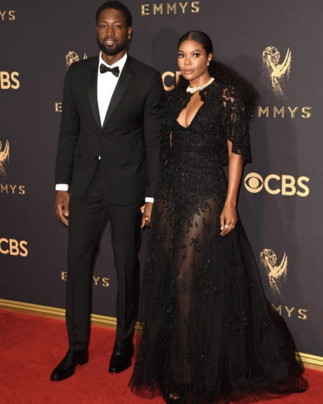 Gabrielle Union and her husband Dwayne Wade