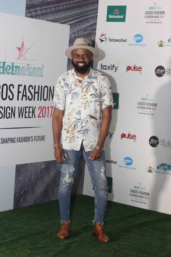 As The Heineken Lagos Fashion and Design Week Approaches, Read All About What Went Down At The Press Cocktail 24