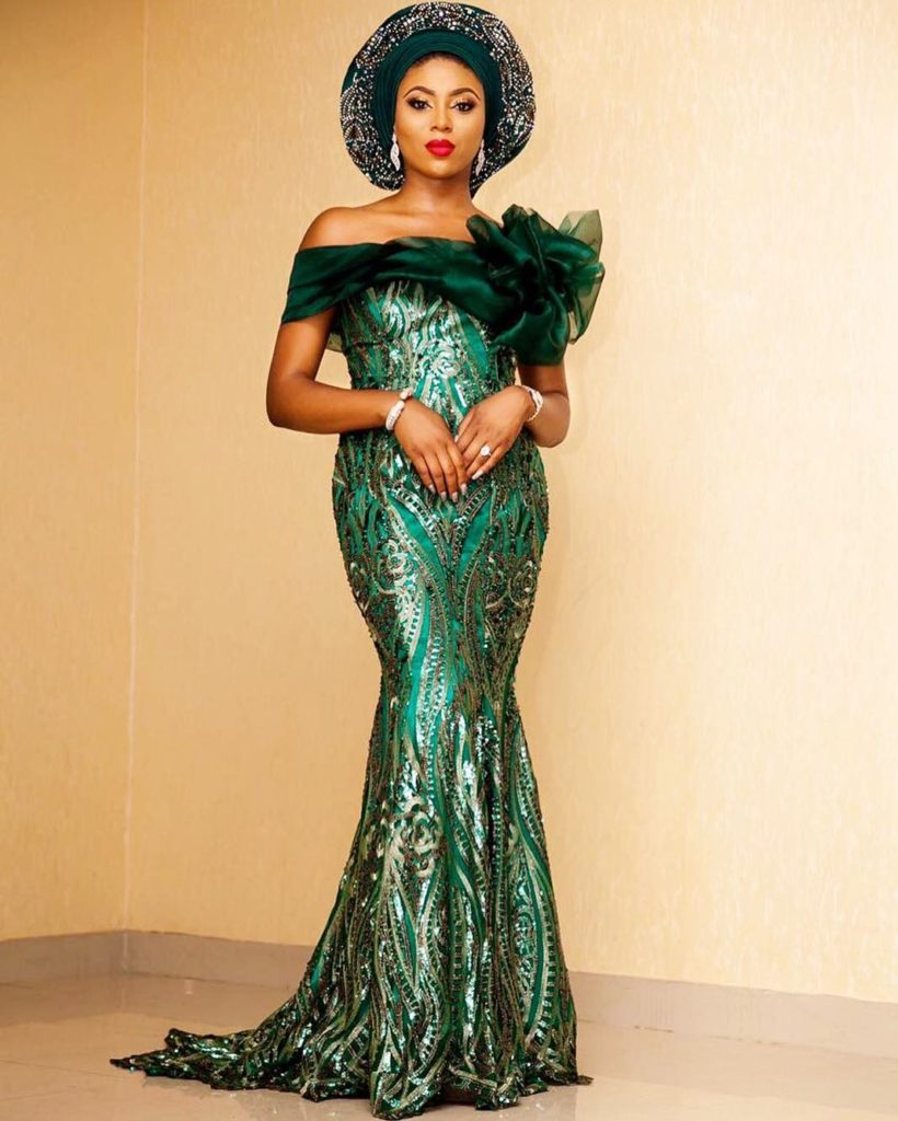 Stephanie Coker in Style Temple for Introduction