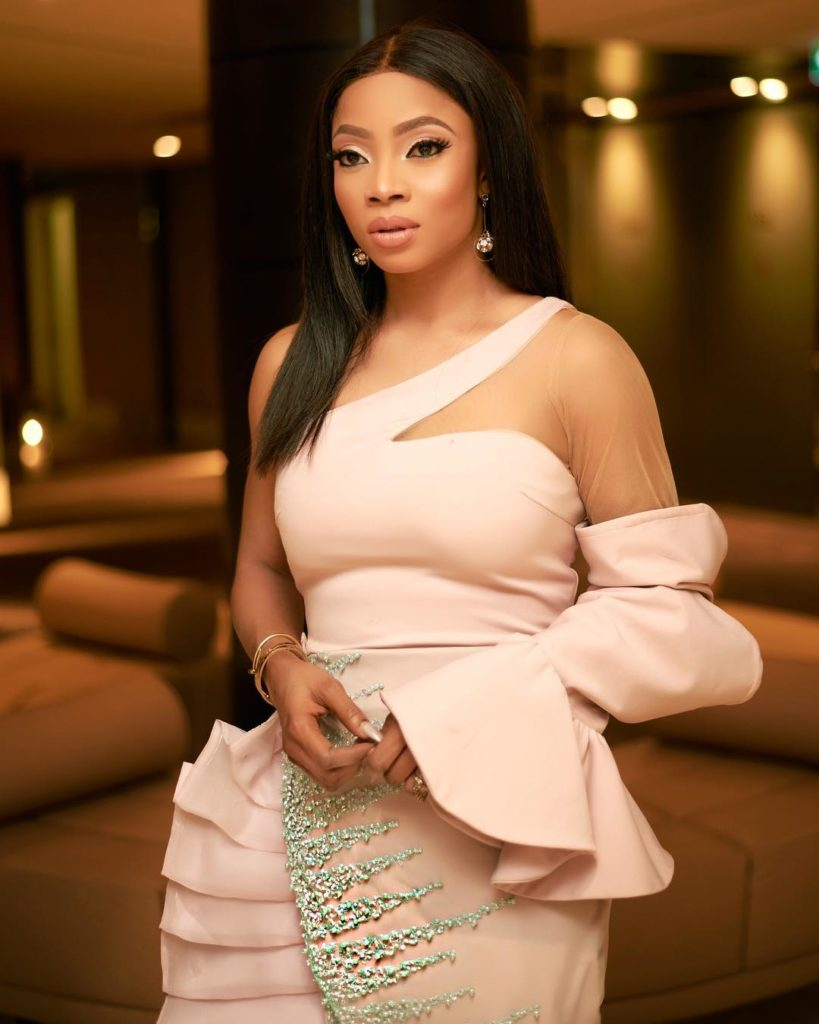 Toke Makinwa in DZYN 1