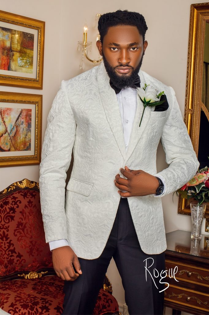 Uti Nwachukwu and Ric Hassani (2)