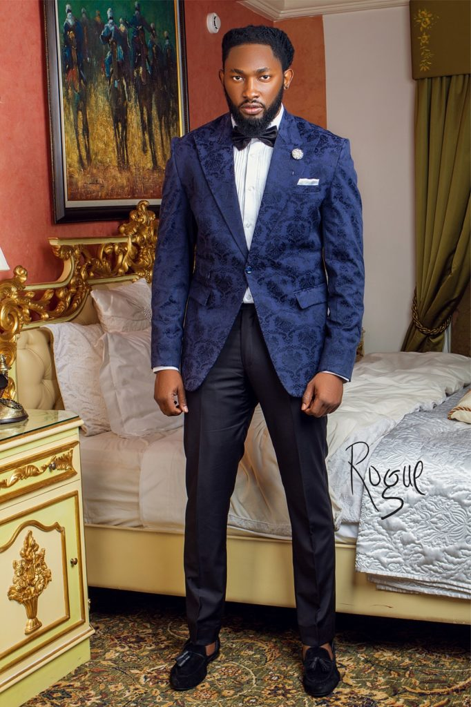 Uti Nwachukwu and Ric Hassani (7)