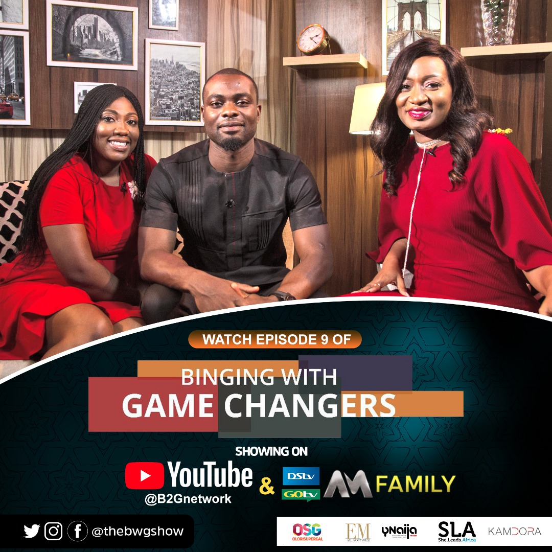 Binging with Gamechangers