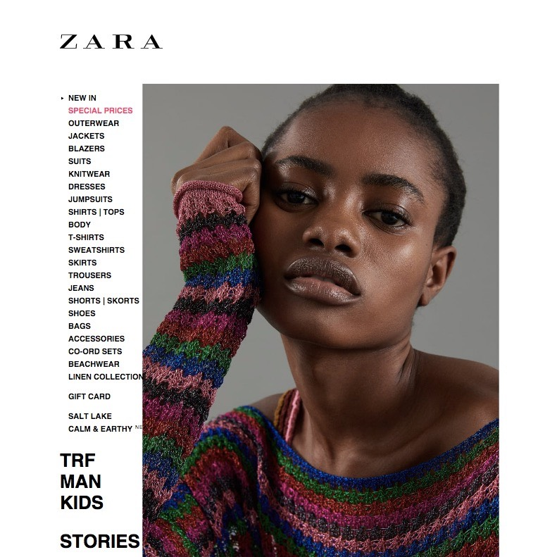 Elizabeth Ayodele for Zara (3)