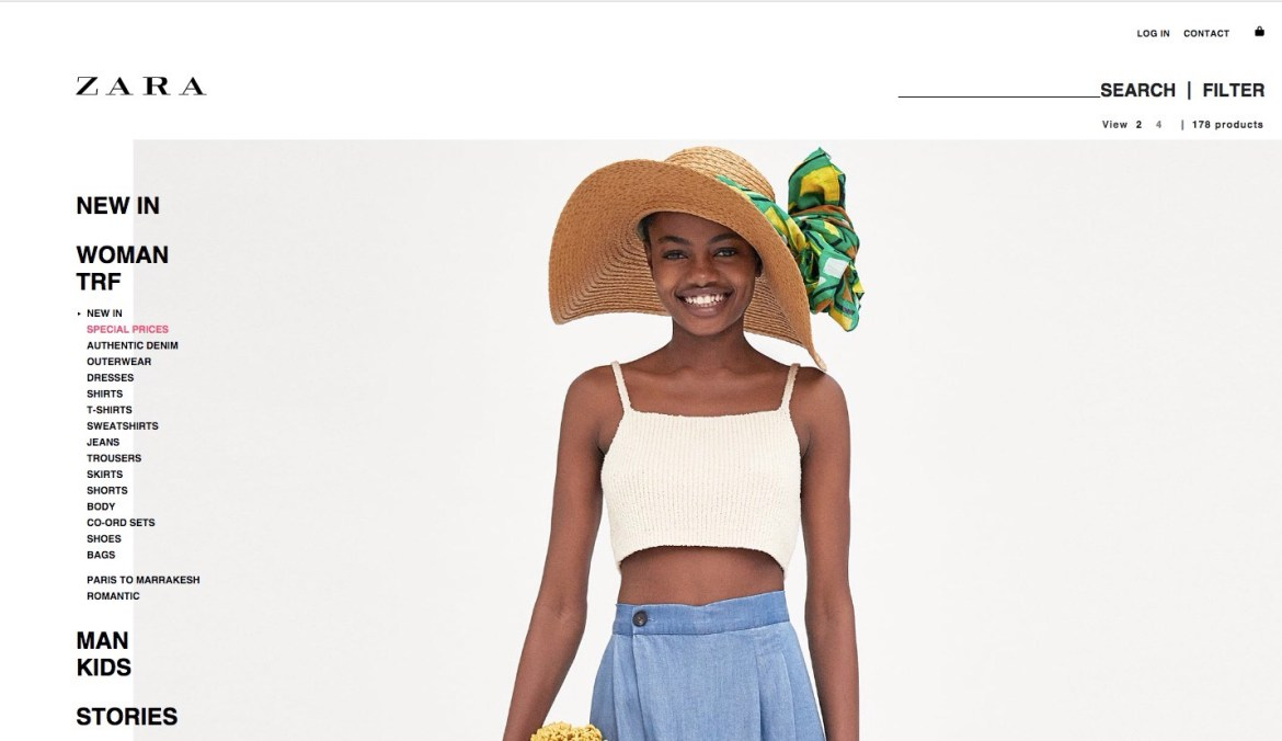 Elizabeth Ayodele for Zara (5)