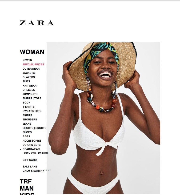 Elizabeth Ayodele for Zara (6)
