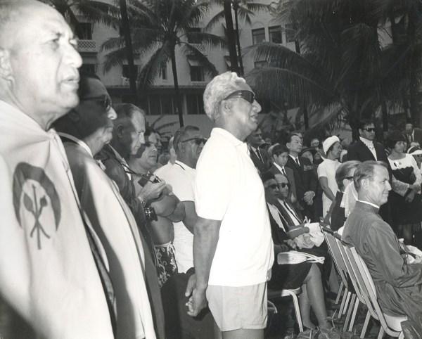 Aliʻi Duke Kahanamoku